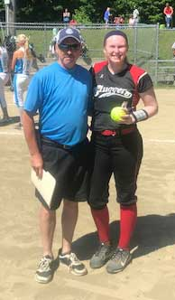 National amateur under 18 softball championship